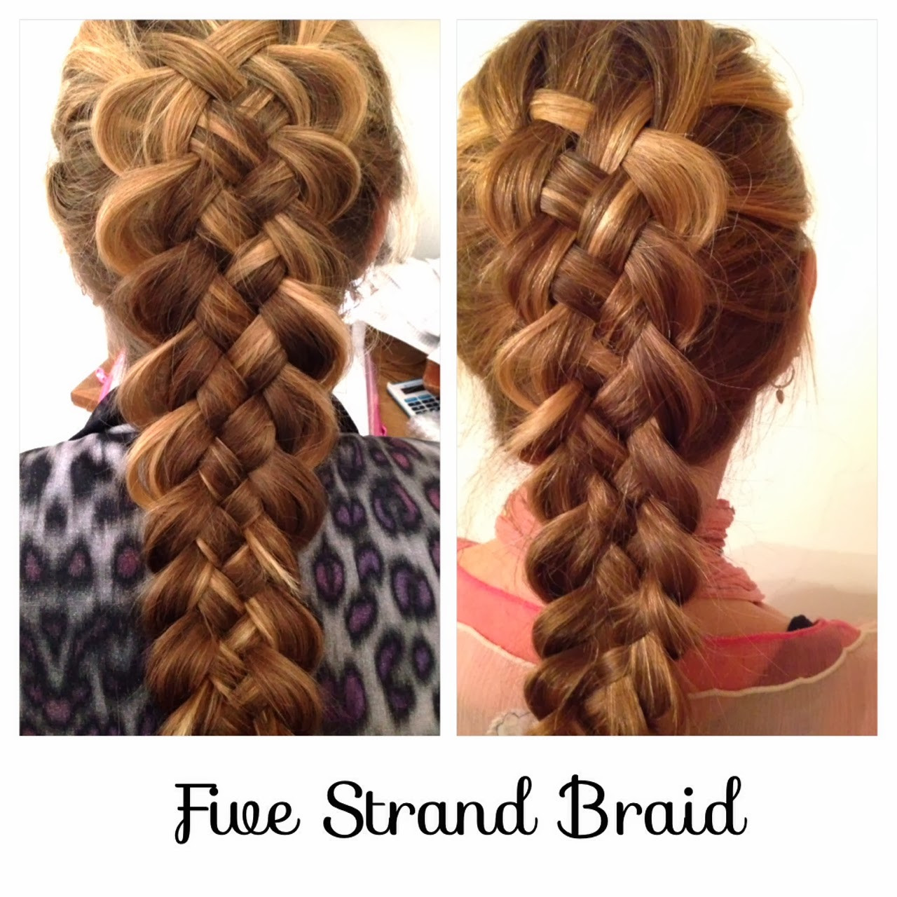 Best ideas about 5 Braids Hairstyle . Save or Pin Hair Styles by Liberty October 2013 Now.