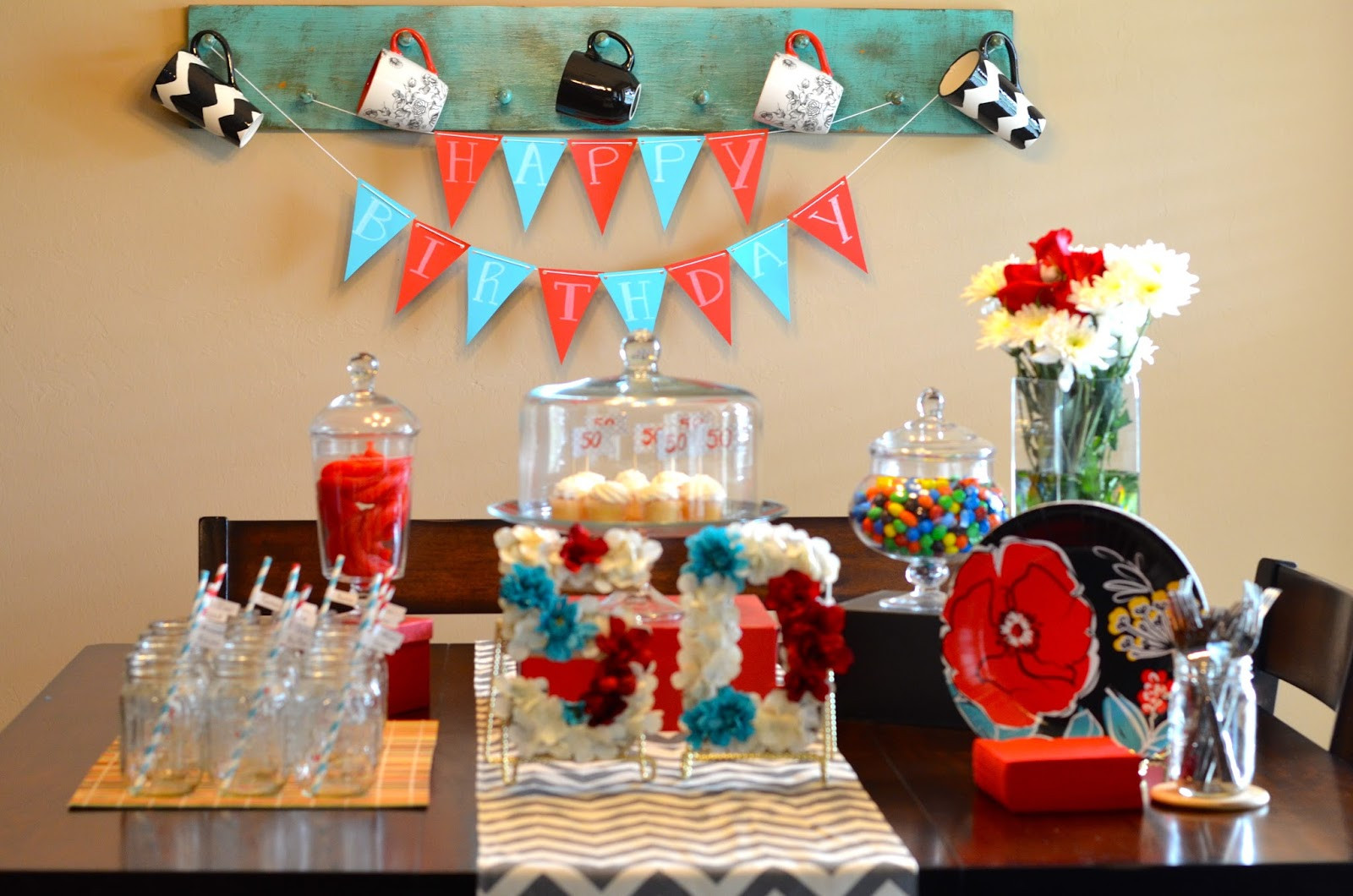 Best ideas about 50th Birthday Decorations For Him . Save or Pin high heels & high notes 50th Birthday Party Now.