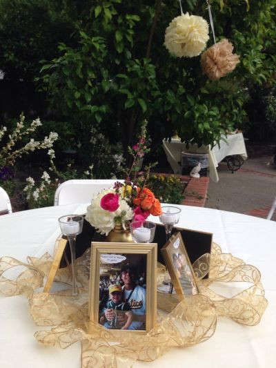 Best ideas about 50th Birthday Table Decorations . Save or Pin 50th Birthday Party Decorations Now.