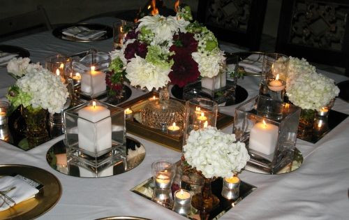Best ideas about 50th Birthday Table Decorations . Save or Pin 50th Anniversary Party Ideas A Bud Now.