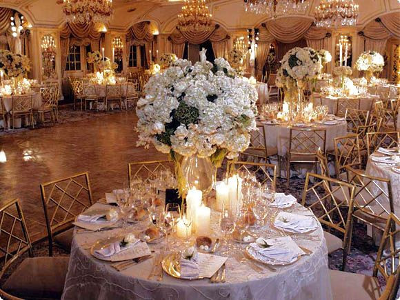 Best ideas about 50th Birthday Table Decorations . Save or Pin 50th anniversary centerpieces Now.