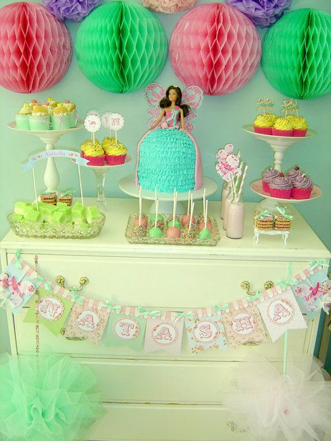 Best ideas about 5th Birthday Party Ideas Girl . Save or Pin Girly Girl Theme Birthday Party Ideas Now.