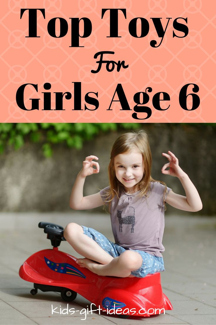 Best ideas about 6 Year Old Birthday Gift Ideas . Save or Pin Gifts Girls 6 Years Old Will Love For Birthdays Now.