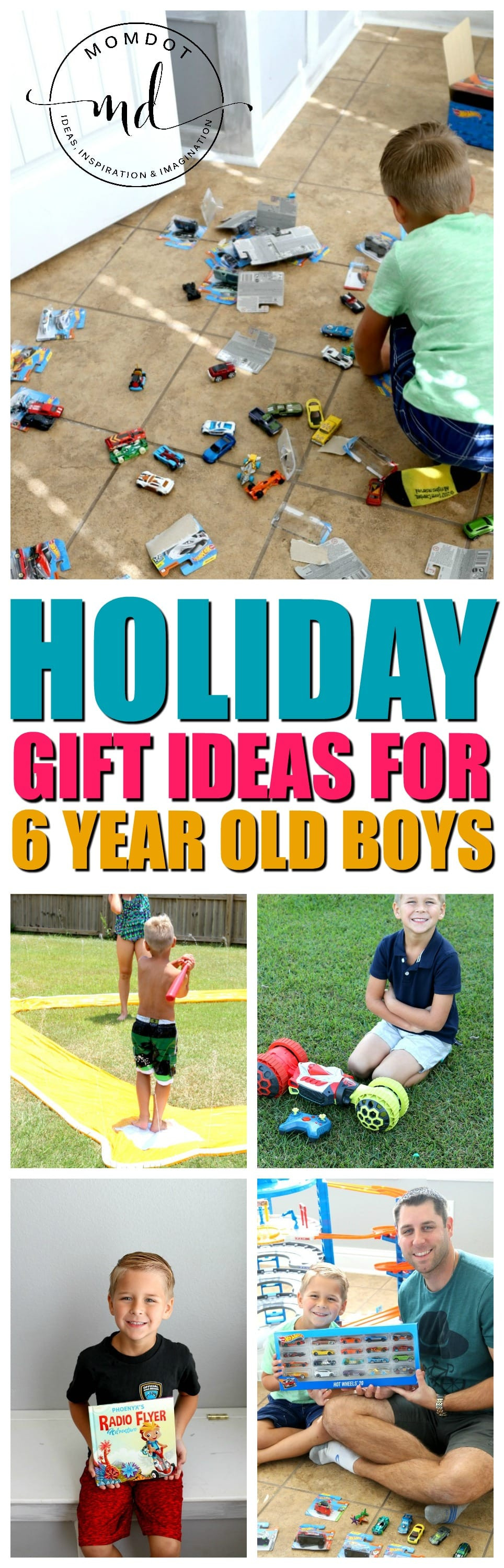 Best ideas about 6 Year Old Gift Ideas . Save or Pin Gift Ideas for 6 Year Old Boys Now.