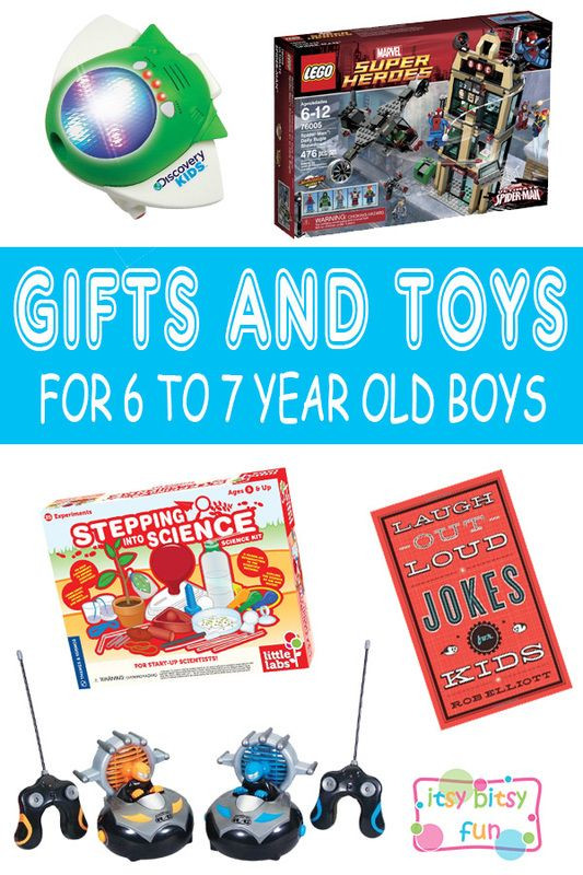 Best ideas about 6 Year Old Gift Ideas . Save or Pin Best Gifts for 6 Year Old Boys in 2017 Now.