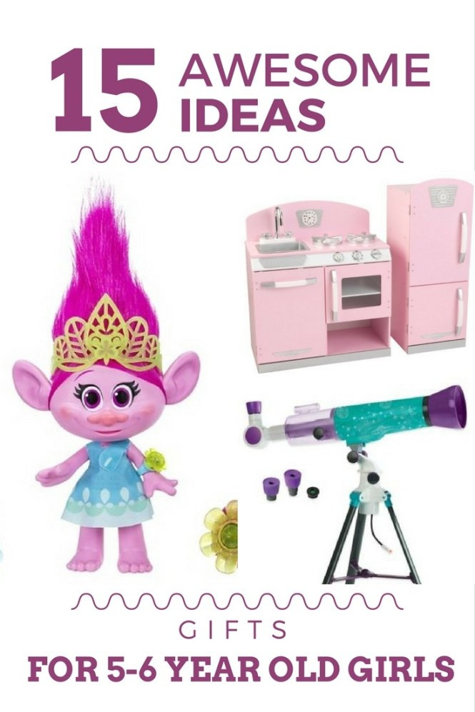 Best ideas about 6 Year Old Gift Ideas . Save or Pin Gift Ideas for 5 to 6 Year Old Girls The Missus V Now.