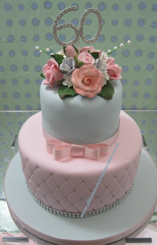 Best ideas about 60th Birthday Cake . Save or Pin Special Occasion Cakes Now.
