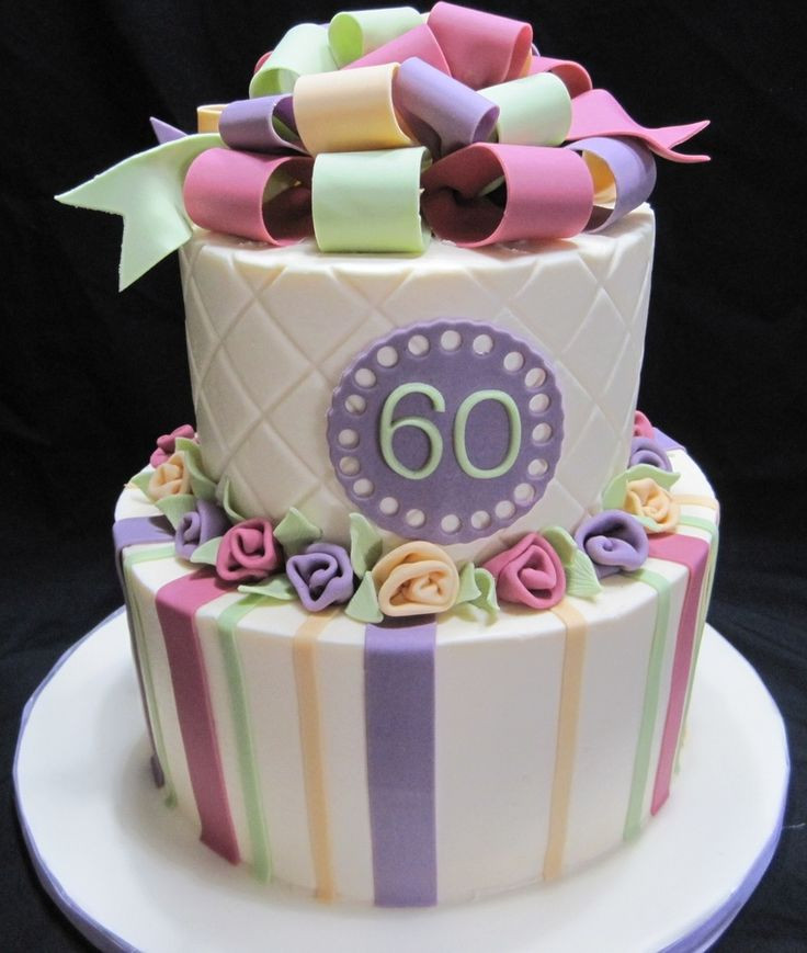 Best ideas about 60th Birthday Cake . Save or Pin Best 25 60th birthday cakes ideas on Pinterest Now.