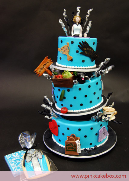 Best ideas about 60th Birthday Cake . Save or Pin 60th Topsy Turvy Birthday Cake Birthday Cakes Now.