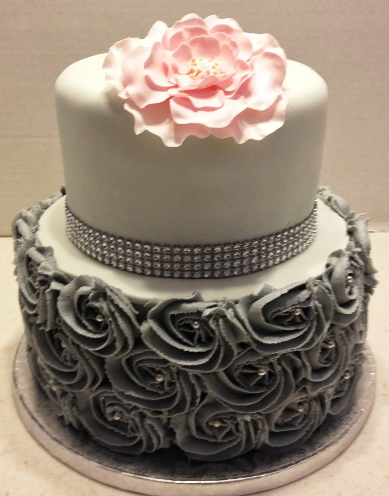 Best ideas about 60th Birthday Cake . Save or Pin MaryMel Cakes October 2013 Now.
