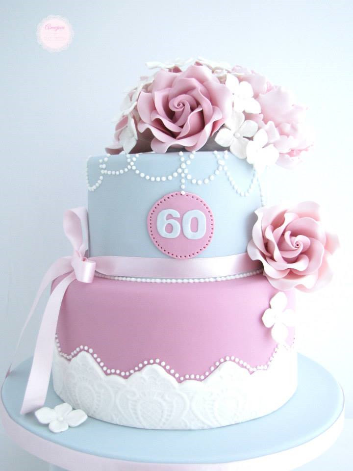 Best ideas about 60th Birthday Cake . Save or Pin 60th Birthday Cake Ideas Crafty Morning Now.