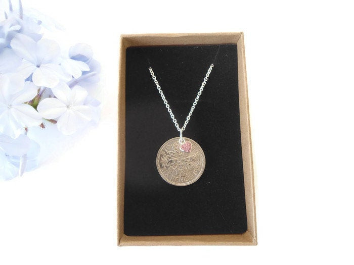 Best ideas about 60Th Birthday Gift Ideas For Women . Save or Pin 60th birthday ts for women wedding sixpence for the bride Now.