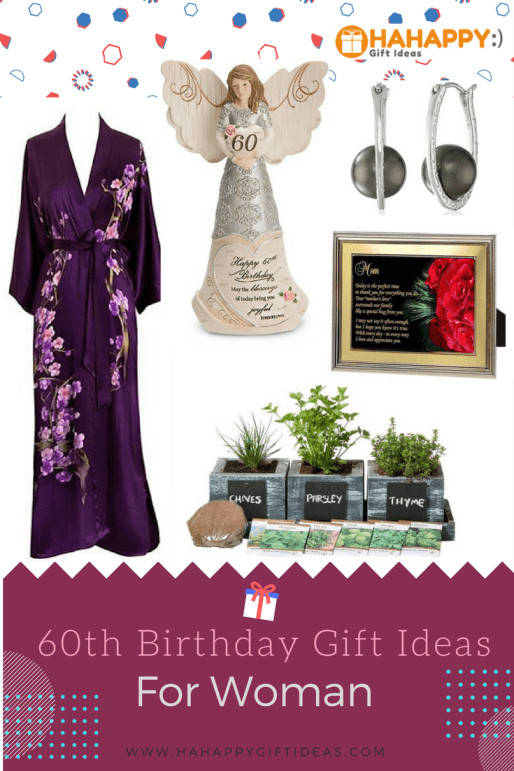 Best ideas about 60Th Birthday Gift Ideas For Women . Save or Pin 15 Thoughtful 60th Birthday Gift Ideas For Women Now.