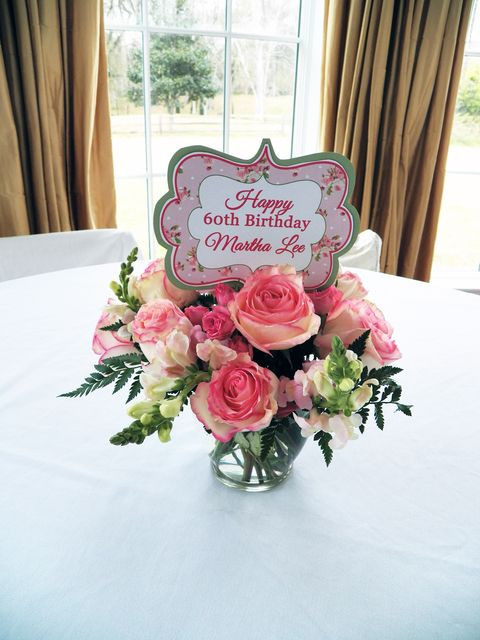 Best ideas about 65Th Birthday Gift Ideas For Mom . Save or Pin 60 best moms 65th birthday party images on Pinterest Now.