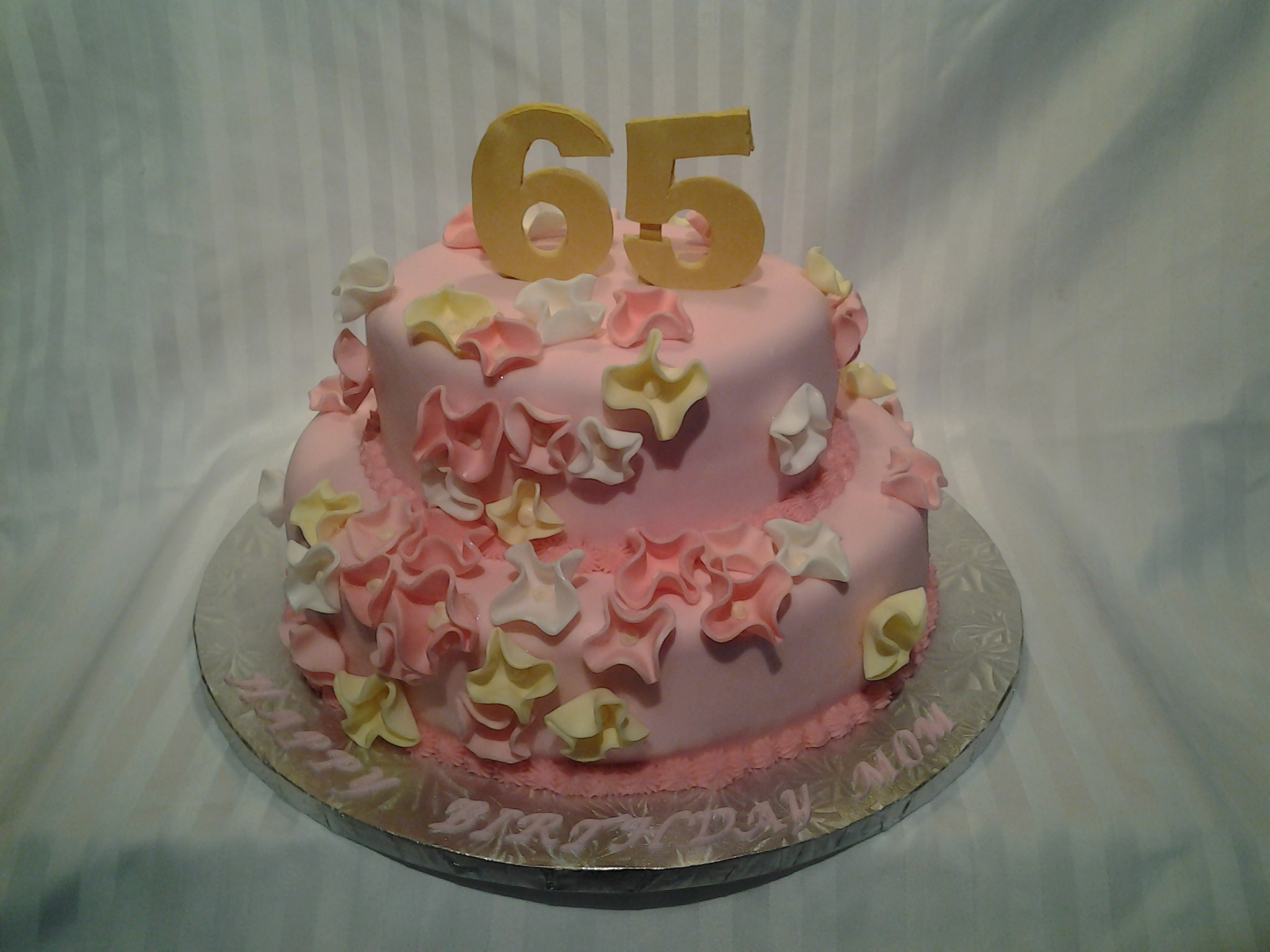 Best ideas about 65Th Birthday Gift Ideas For Mom . Save or Pin 65th Birthday Good times Pinterest Now.