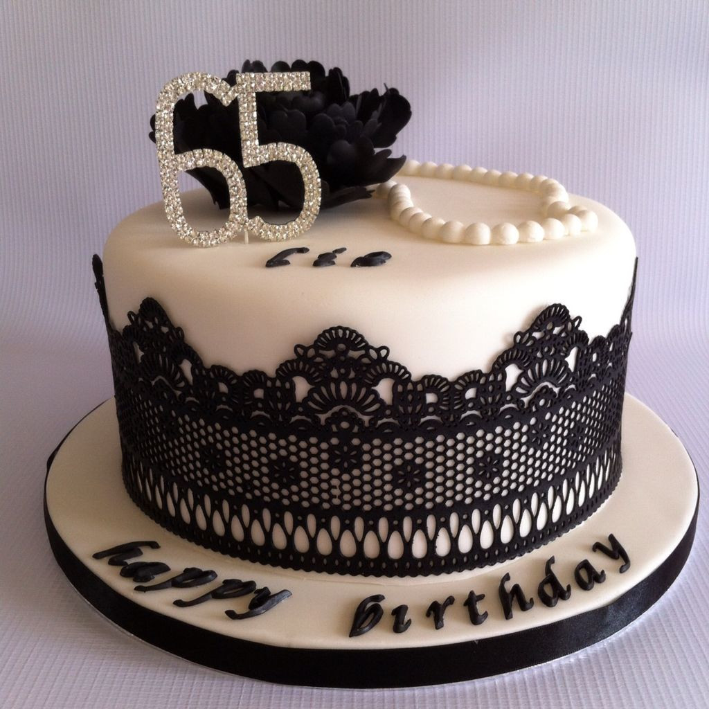 Best ideas about 65Th Birthday Gift Ideas For Mom . Save or Pin Cake for liz s 65th Birthday … Now.