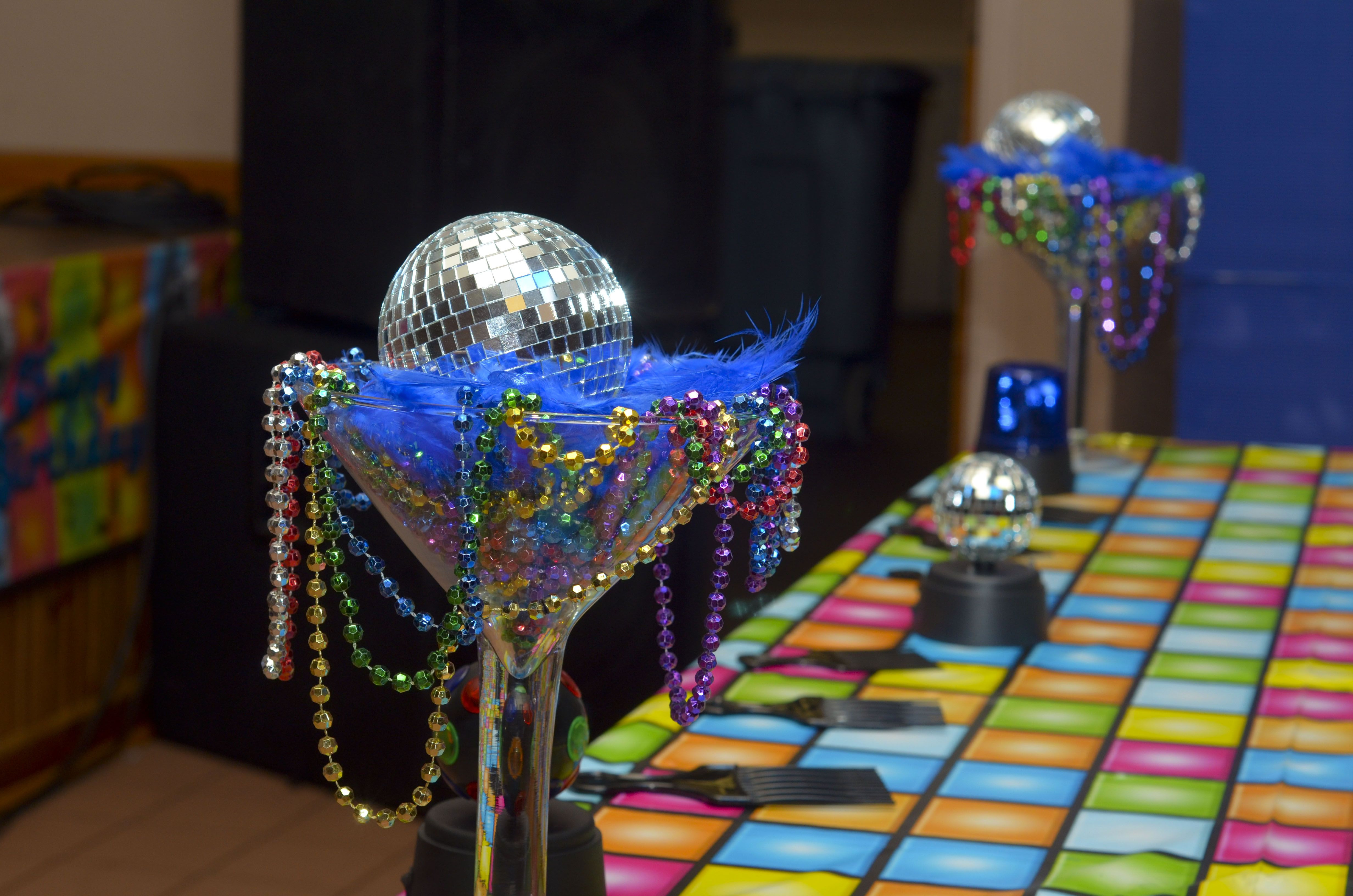 Best ideas about 70 Birthday Decorations . Save or Pin from Helen 50th Birthday 70s Disco Party Now.