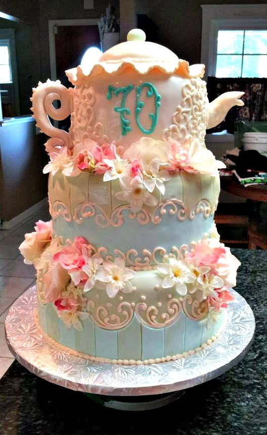 Best ideas about 70th Birthday Cake . Save or Pin Unique 70th Birthday Cake Ideas a Bud Crafty Morning Now.