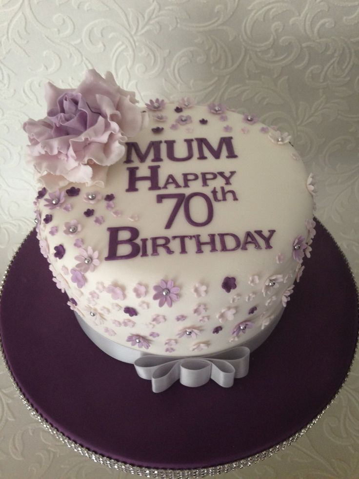 Best ideas about 70th Birthday Cake Ideas . Save or Pin 70th birthday cake 70th Birthday Pinterest Now.