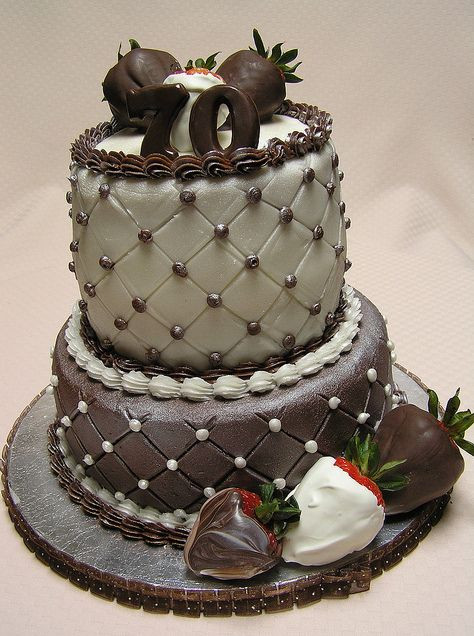 Best ideas about 70th Birthday Cake Ideas . Save or Pin 23 best images about 70th birthday party ideas on Now.