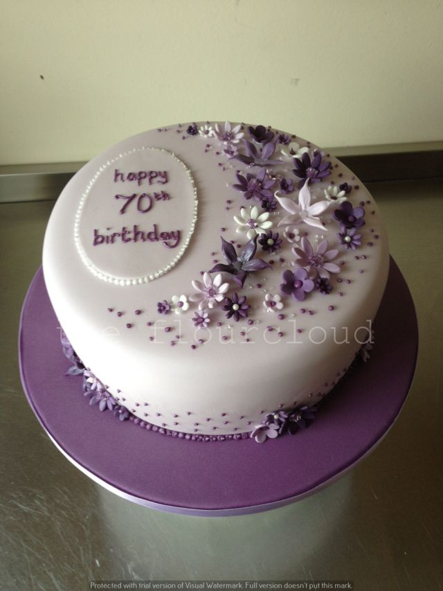 Best ideas about 70th Birthday Cake . Save or Pin Best 25 70th birthday cake ideas on Pinterest Now.