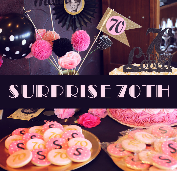 Best ideas about 70th Birthday Celebration Ideas . Save or Pin 70th birthday party ideas Archives Blue Mountain Blog Now.