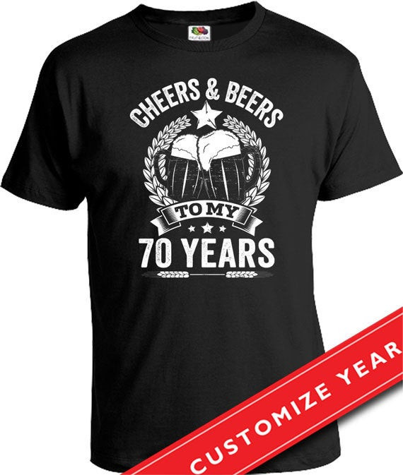 Best ideas about 70Th Birthday Gift Ideas For Men . Save or Pin 70th Birthday Gift Ideas For Men 70th Birthday Man Cheers And Now.