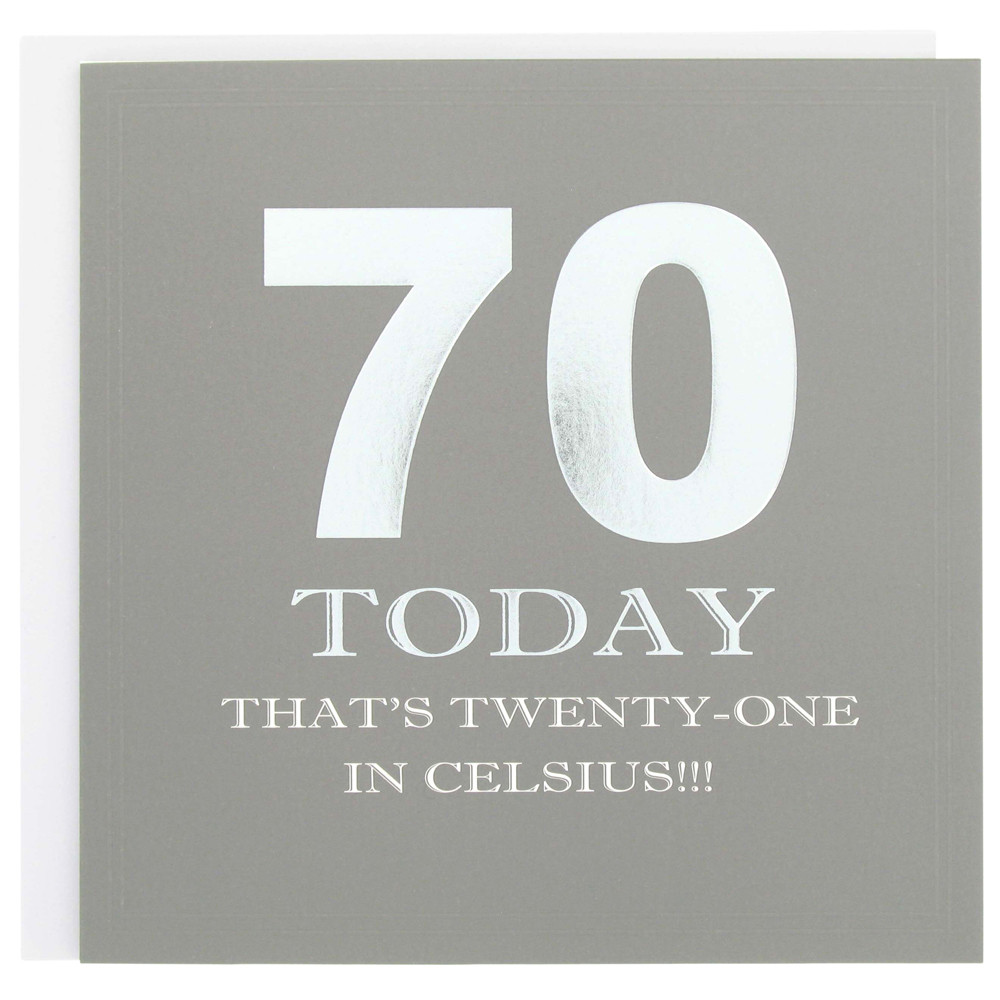 Best ideas about 70th Birthday Quotes . Save or Pin 70th Birthday Quotes QuotesGram Now.