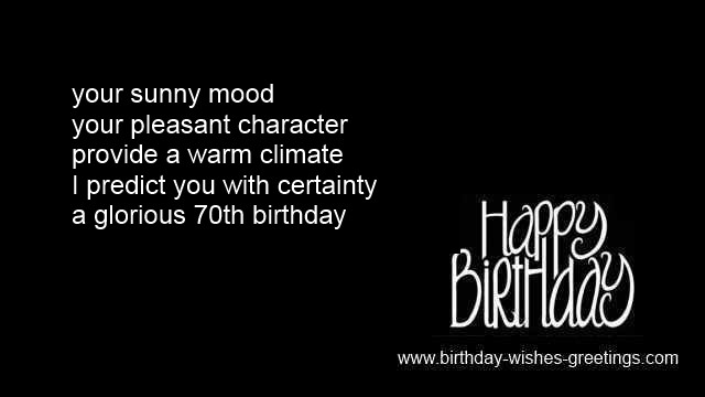 Best ideas about 70th Birthday Quotes . Save or Pin Happy 70th Birthday Quotes QuotesGram Now.