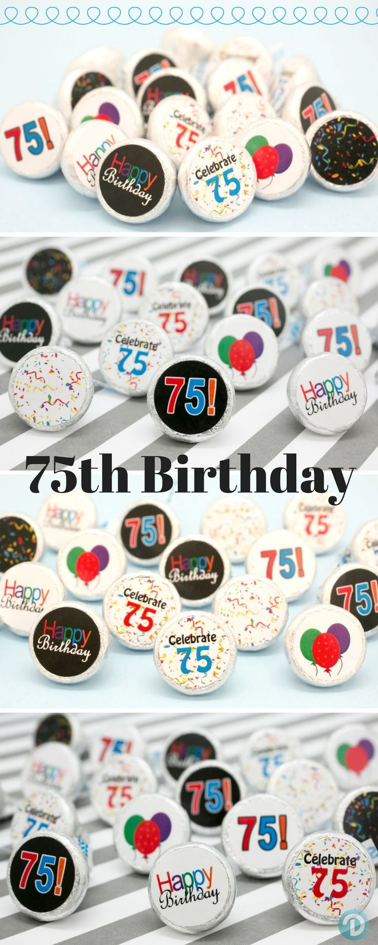 Best ideas about 75th Birthday Party Favors . Save or Pin Best 25 75th birthday decorations ideas on Pinterest Now.