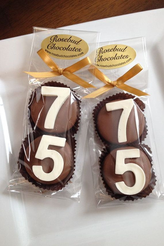 Best ideas about 75th Birthday Party Favors . Save or Pin 20 best 75th Birthday Party Favors images on Pinterest Now.
