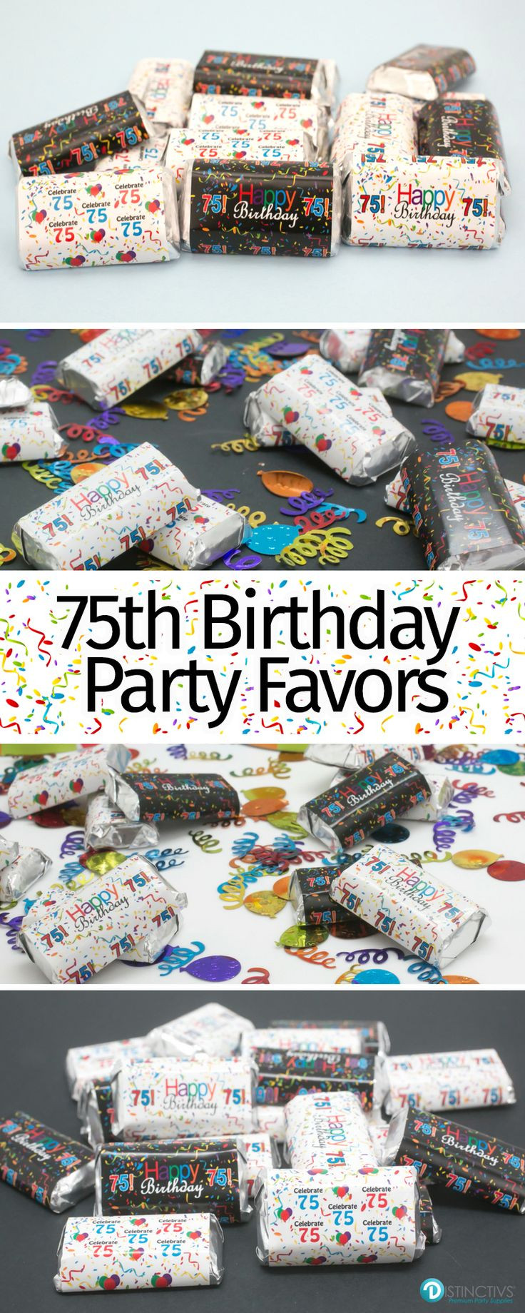 Best ideas about 75th Birthday Party Favors . Save or Pin 17 best ideas about 75th Birthday Parties on Pinterest Now.
