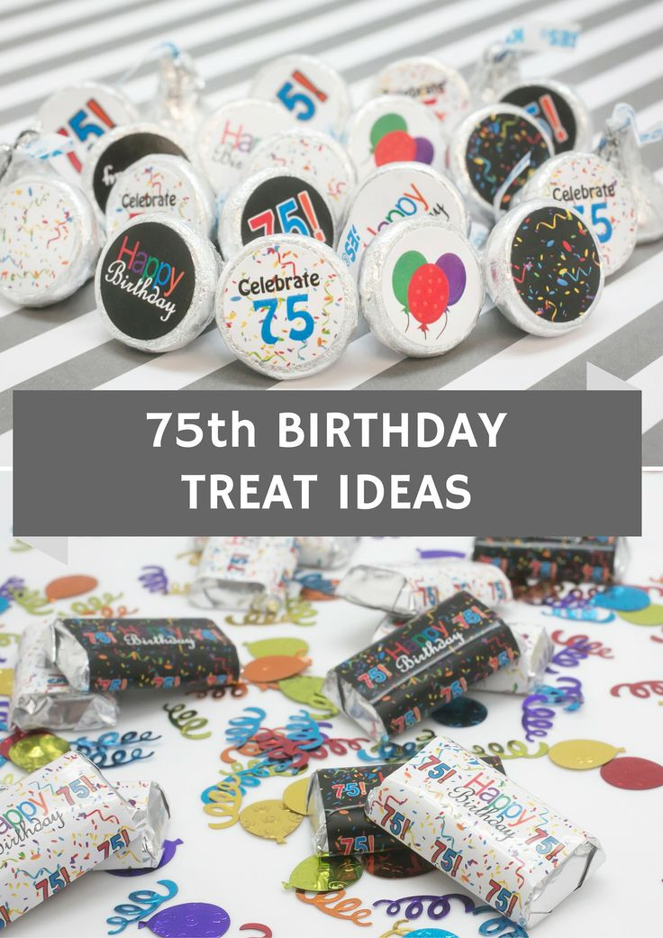 Best ideas about 75th Birthday Party Favors . Save or Pin 17 best images about 75th Birthday Party Ideas on Now.