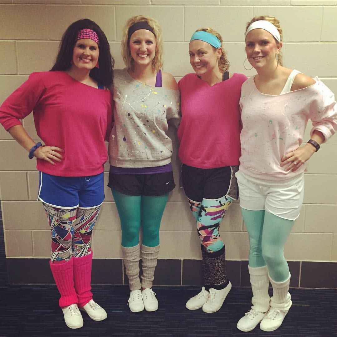 Best ideas about 80S Workout Costume DIY . Save or Pin 80 s Workout Gear Costume Let s Get Physical Now.