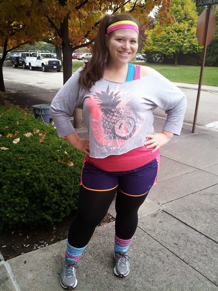 Best ideas about 80S Workout Costume DIY . Save or Pin 10 Homemade Halloween Costumes You Can Make From Things Now.