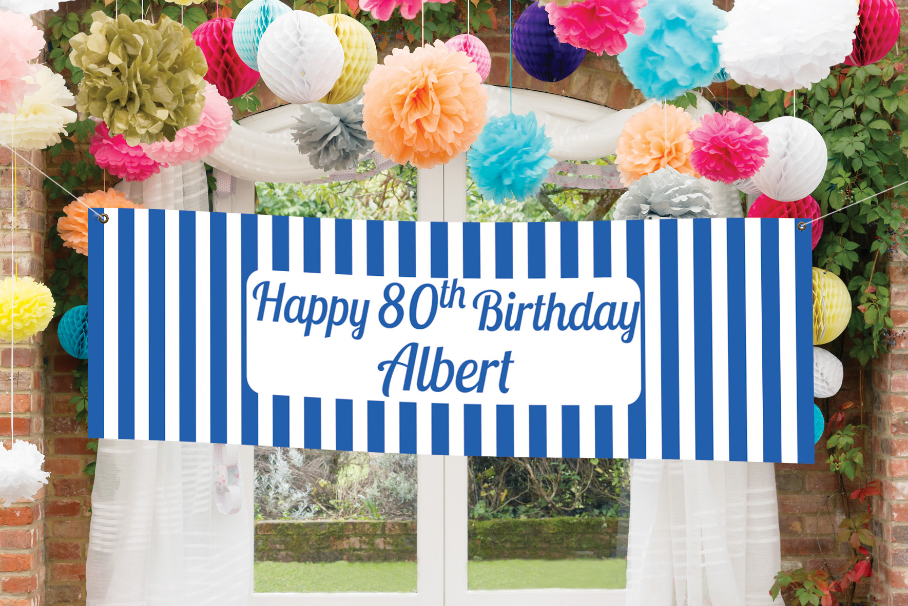 Best ideas about 80th Birthday Decor . Save or Pin 80th Birthday Party Ideas Party Pieces Blog & Inspiration Now.