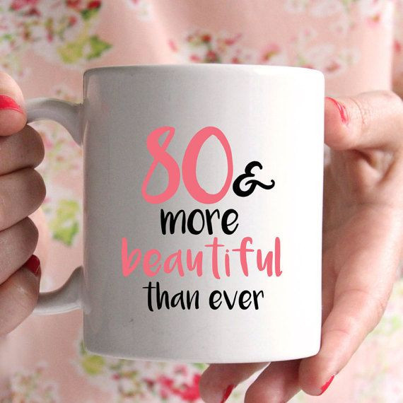 Best ideas about 80th Birthday Gift Ideas . Save or Pin 25 best ideas about 80th Birthday Gifts on Pinterest Now.