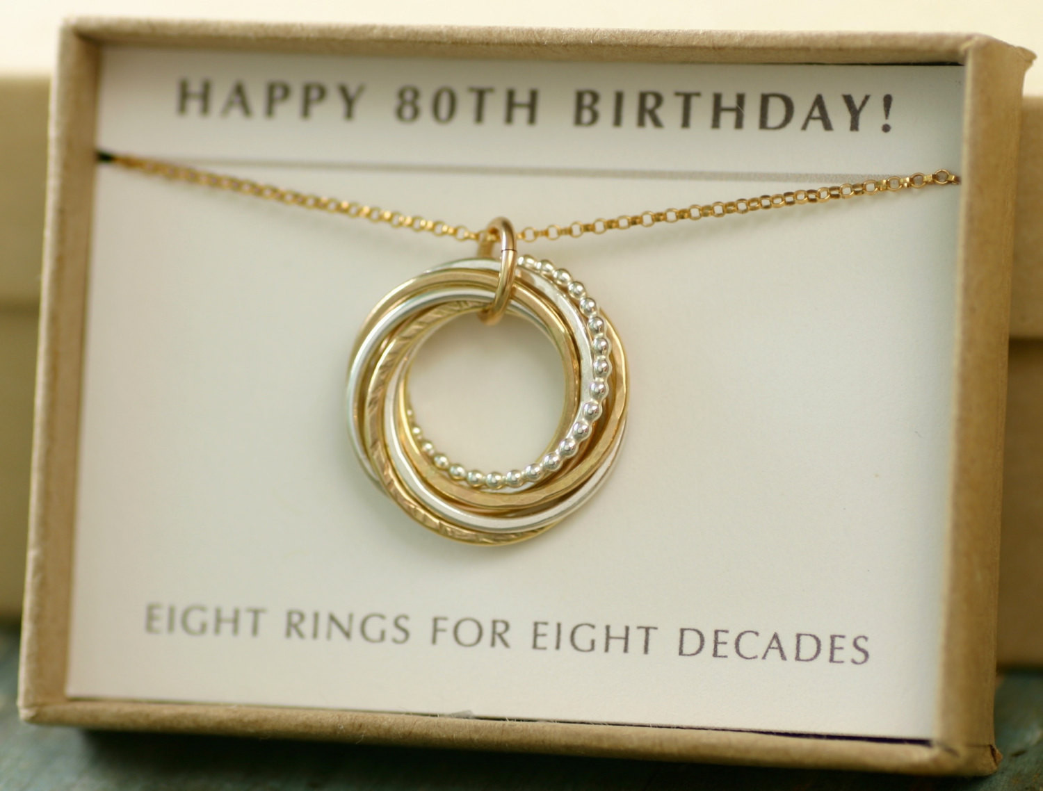 Best ideas about 80th Birthday Gift Ideas . Save or Pin 80th birthday t for her t for mother by ILoveHoneyWillow Now.