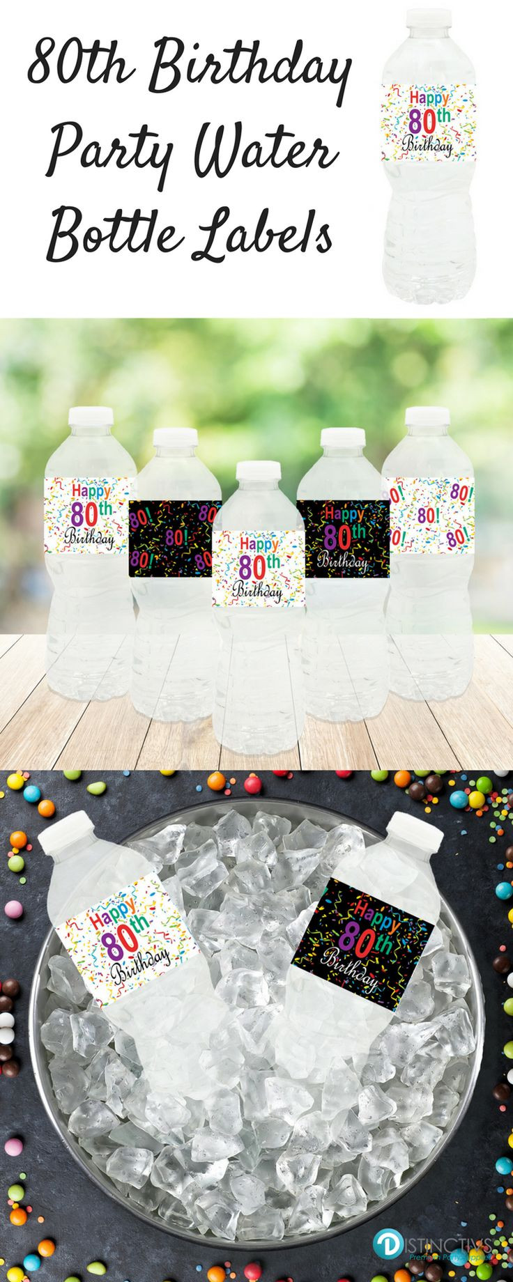 Best ideas about 80th Birthday Gift Ideas . Save or Pin 17 Best ideas about 80th Birthday Parties on Pinterest Now.