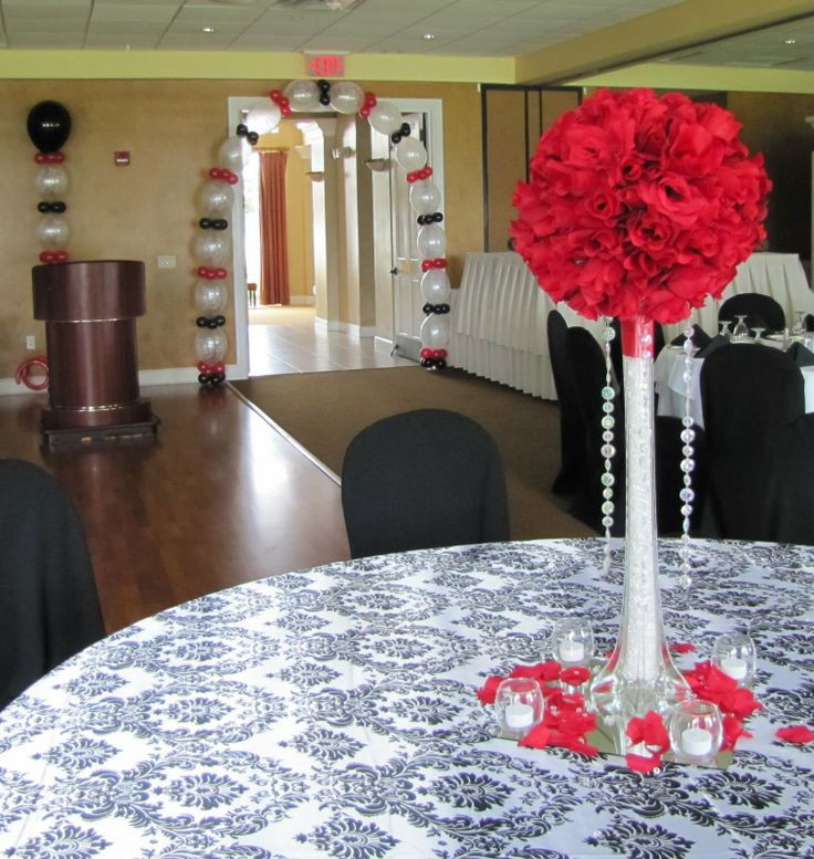 Best ideas about 80th Birthday Party Decorations For Table . Save or Pin Table Decorations for 80th Birthday Party Now.