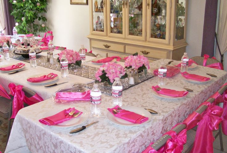 Best ideas about 80th Birthday Party Decorations For Table . Save or Pin 80th Birthday Party Table Scape for 18 Now.