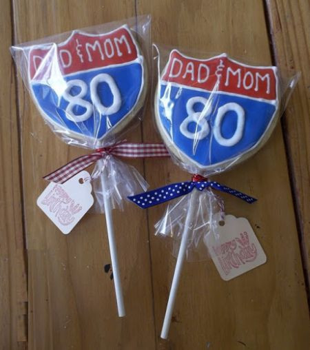 Best ideas about 80th Birthday Party Favors . Save or Pin 80th Birthday Party Favors us201 Now.