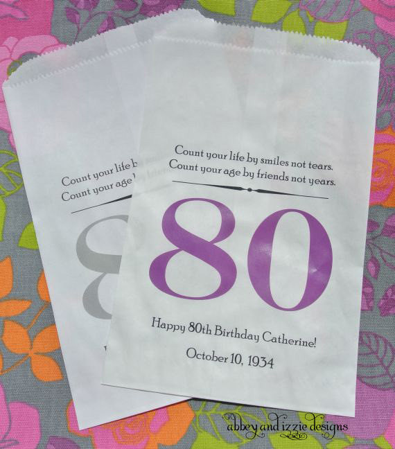 Best ideas about 80th Birthday Party Favors . Save or Pin Chandeliers & Pendant Lights Now.