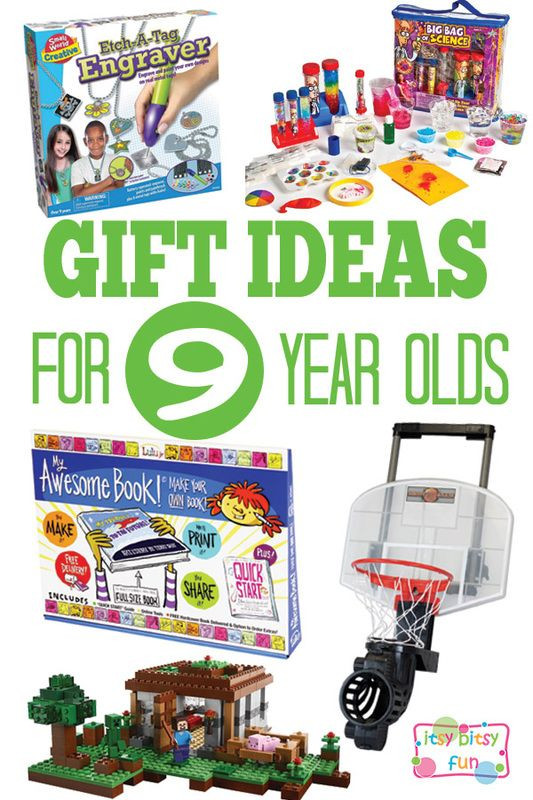 Best ideas about 9 Year Old Birthday Girl Gift Ideas . Save or Pin Gifts for 9 Year Olds Now.