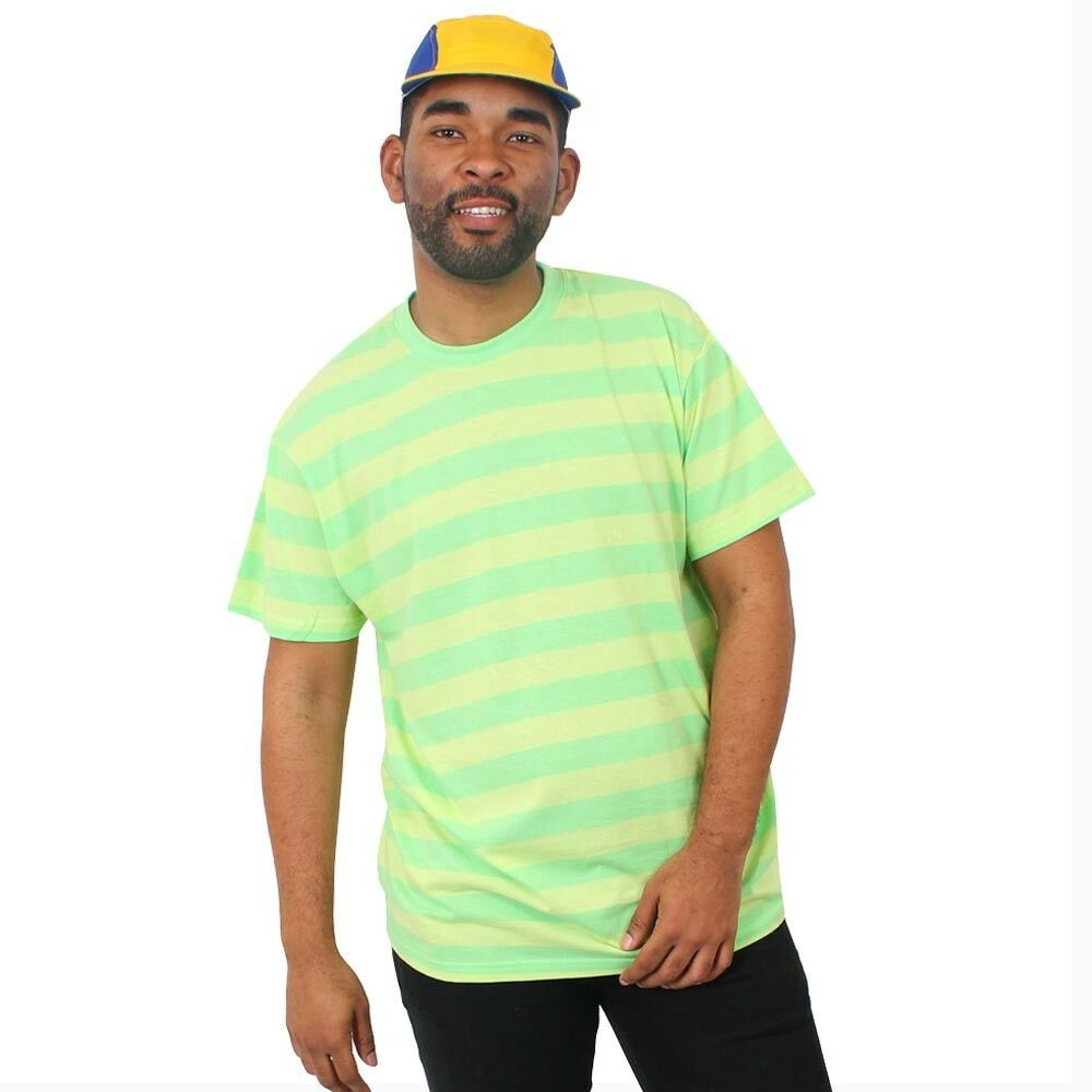 Best ideas about 90'S Mens Hairstyles . Save or Pin BEL AIR PRINCE COSTUME 80 S 90 S FANCY DRESS T SHIRT CAP Now.