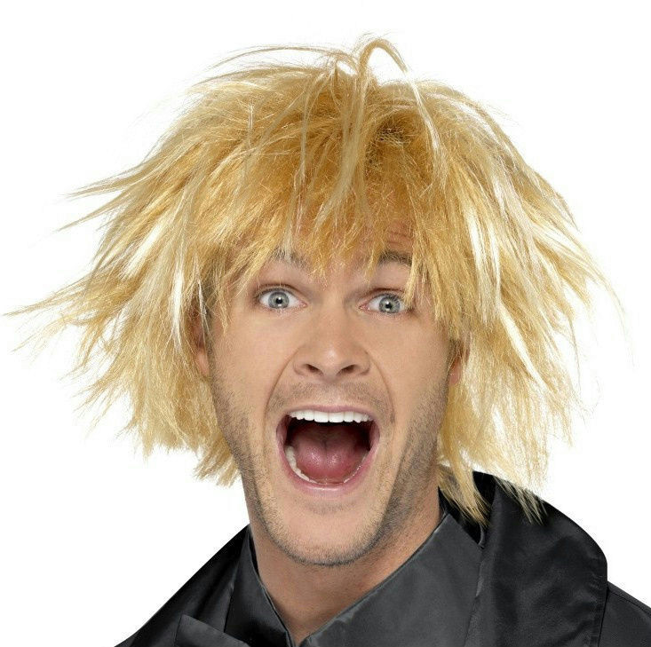 Best ideas about 90'S Mens Hairstyles . Save or Pin Smiffy s Men s 90 s Blonde Messy Surfer Wig Now.