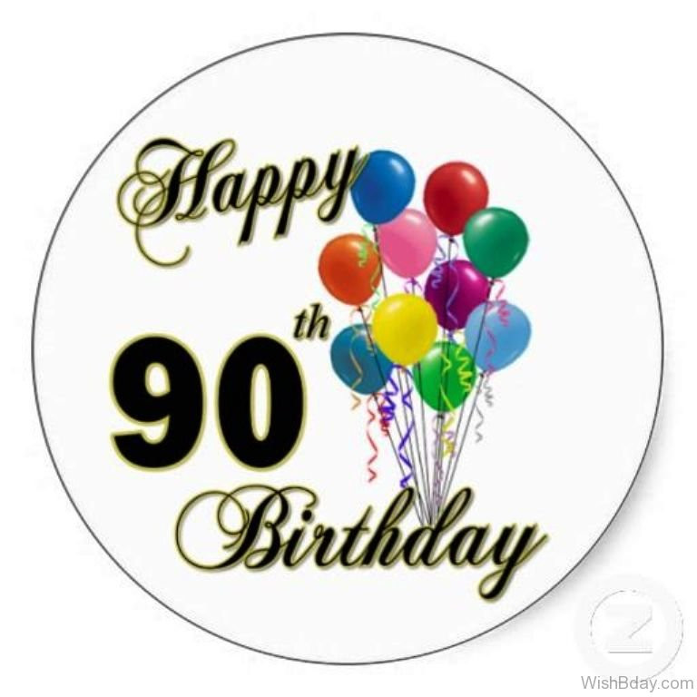 Best ideas about 90th Birthday Wishes . Save or Pin 10 90th Birthday Wishes Now.