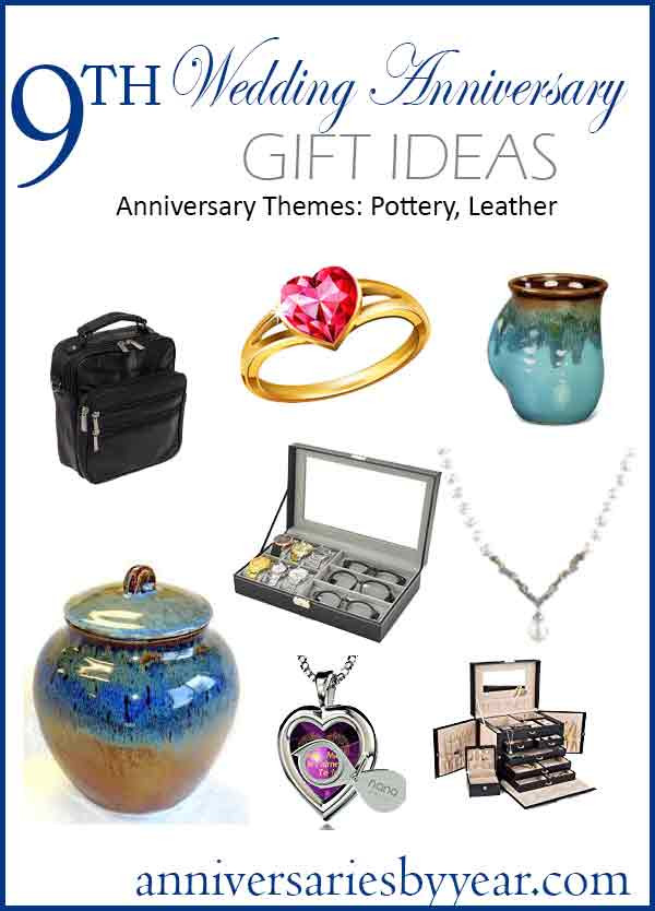 Best ideas about 9Th Wedding Anniversary Gift Ideas . Save or Pin 9th Anniversary Ninth Wedding Anniversary Gift Ideas Now.