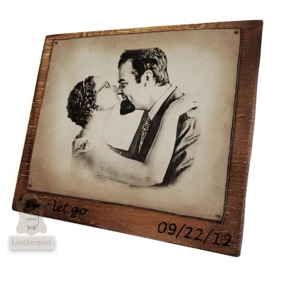 Best ideas about 9Th Wedding Anniversary Gift Ideas . Save or Pin 9 Year Anniversary Gift Ideas 9th Wedding by Leatherport Now.