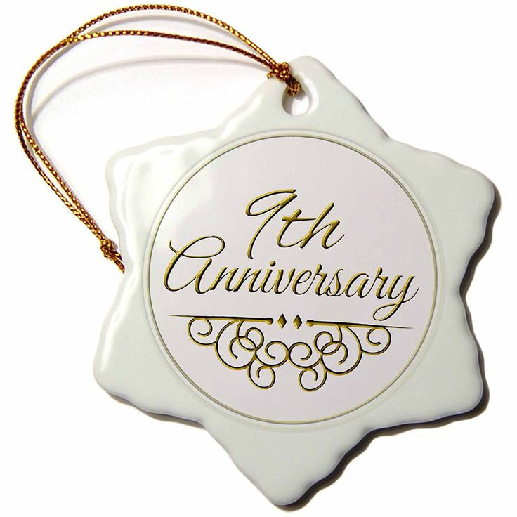 Best ideas about 9Th Wedding Anniversary Gift Ideas . Save or Pin 9th Wedding Anniversary Gift Now.